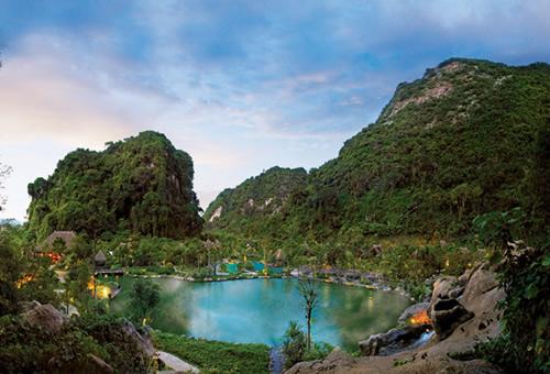 マレーシア・イポーの隠れ家 The Banjaran Hotsprings Retreatに宿泊 2泊3日